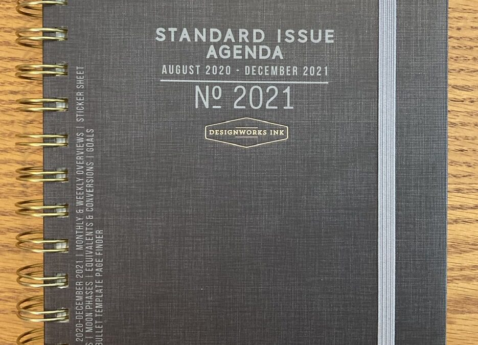 Standard Issue Agenda No. 2021 Review and pics