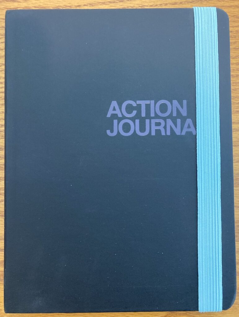 Behance Action Journal cover photo