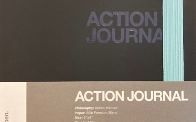 Behance Action Journal Review and pics