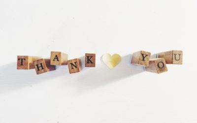 Gratitude and Getting Unstuck