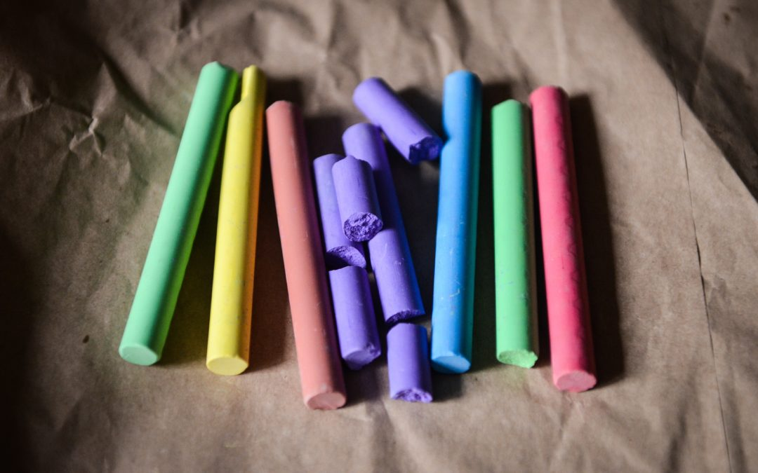 100% Crayon-free Creativity