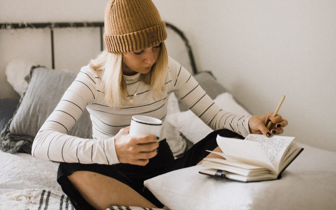 5 Ways to Make Room for Journaling at Home