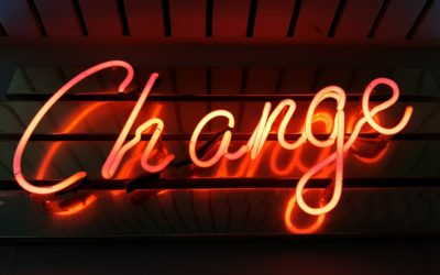 #1 What One Change Do You Need to Make?